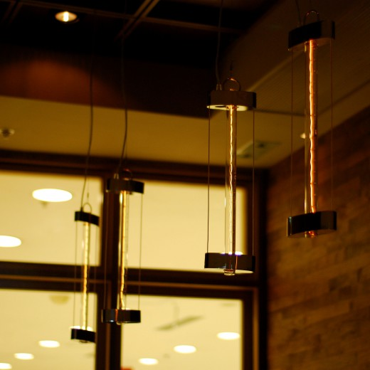Pendant at Lounge Dining