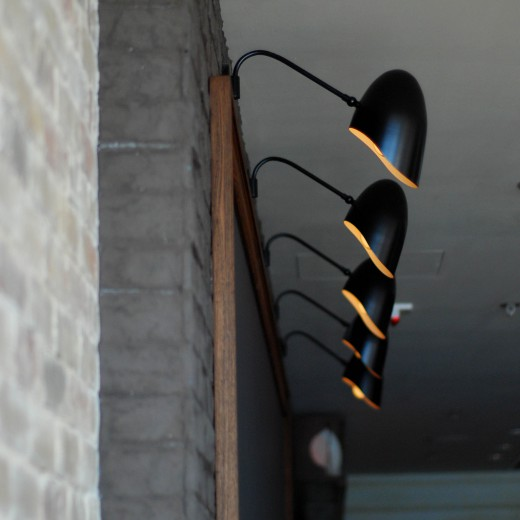 Wall Lamp for blackboard