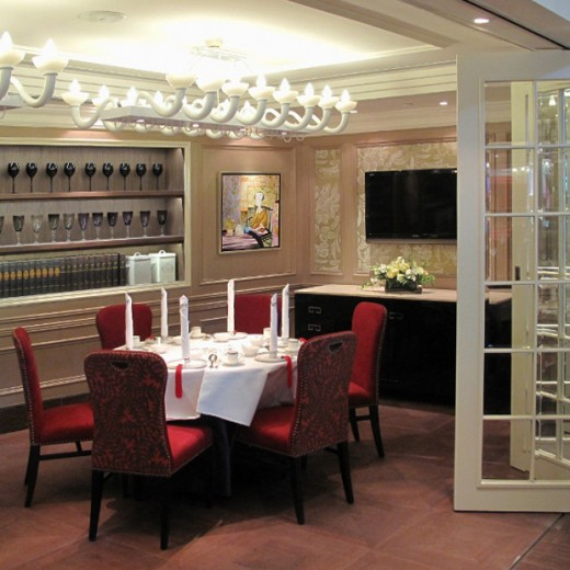 Pendant at VIP Dining Rooms